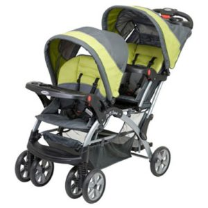 Baby Trend Stand Double stroller