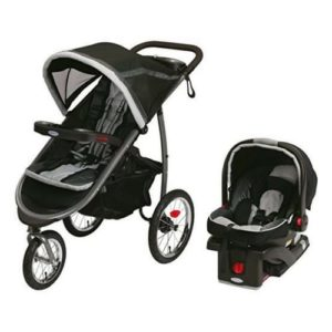 Graco Fastaction Jogger Connect Travel