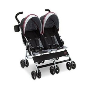 Jeep Brand Scout Double Stroller
