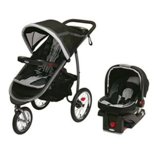 Jogger Click Connect Baby Travel System