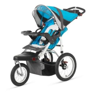 Schwinn Discover Single Stroller