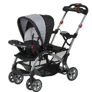 Sit N Stand Ultra Tandem Stroller