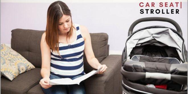 car seat stroller