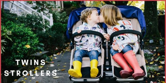 twins strollers