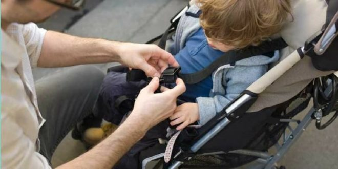 safety tips using strollers