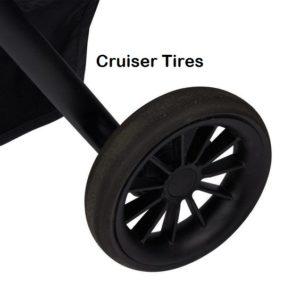 evenflo tires