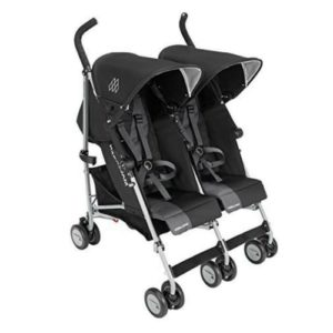 Maclaren Twin Triumph stroller