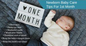 newborn baby care tips