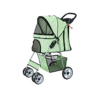 Confidence Deluxe Folding Wheel Stroller