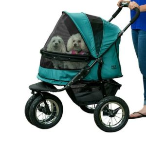 Pet Gear NO-ZIP Double stroller