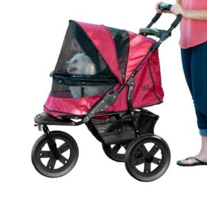 Pet Gear No-Zip AT3 Pet Stroller