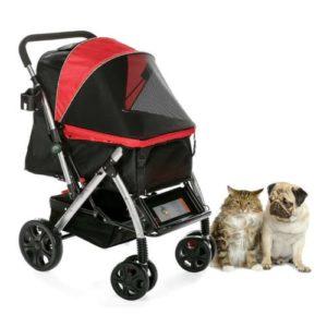 hpz pet rover premium stroller