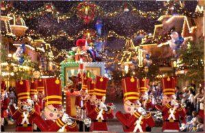 disney world in december
