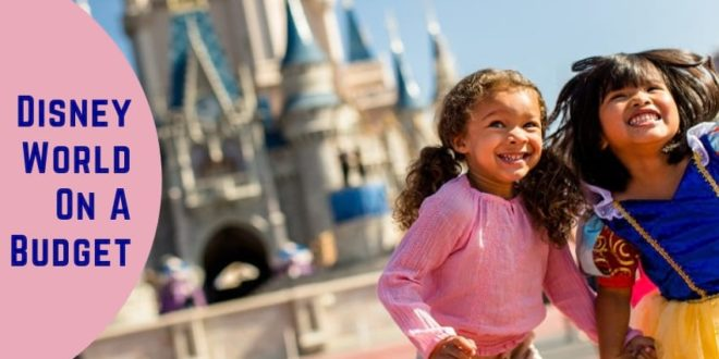 How To Plan Disney World On A Budget | Great Tips - Strollers Lab