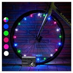 Activ Life Bicycle Lights Multicolor