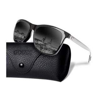 GOUDI Vintage Men Women Sunglasses