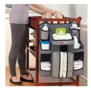 Hanging Diaper Organizer Storage