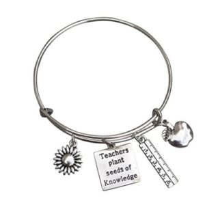 Infinity Collection Teacher Bracelet