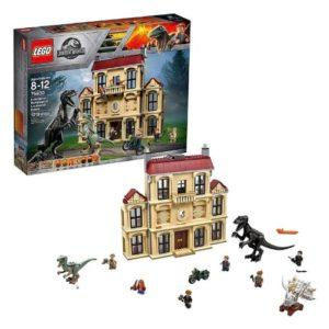 LEGO Jurassic World Indoraptor Rampage