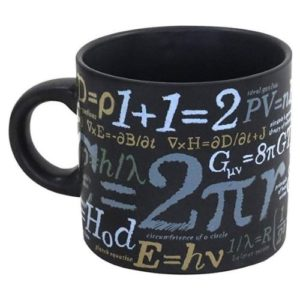 Mathematical Formulas Coffee Mug