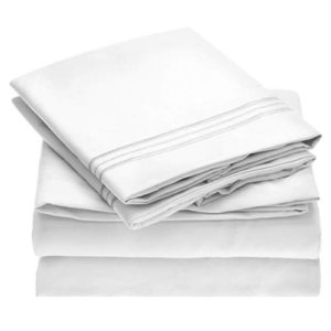 Mellanni Bed Sheet Set