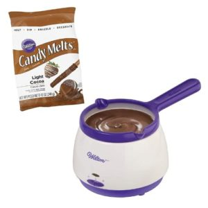 Melts Candy Dipping Party Set