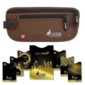 RFID Money Belt For Travel