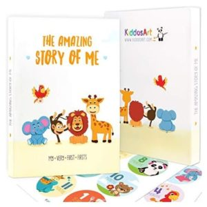 The Amazing Baby Memory Book