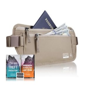 travel money belt rfid block