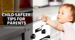 child safety tips for parents