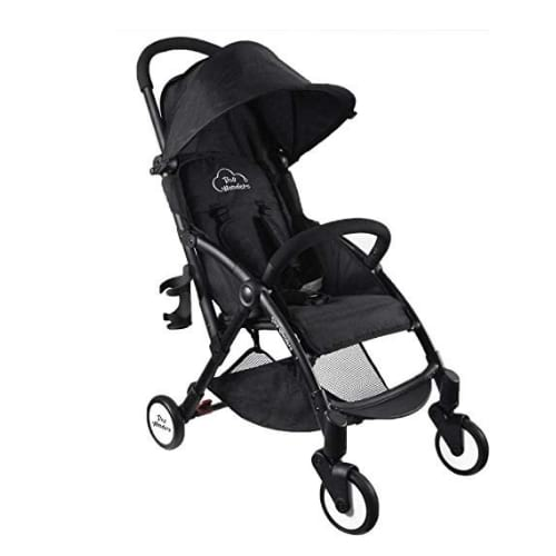 tiny wonders single baby stroller