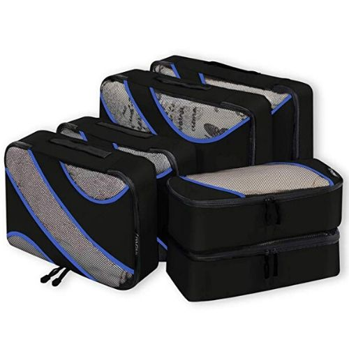 Bagail 6 Set Packing Cubes
