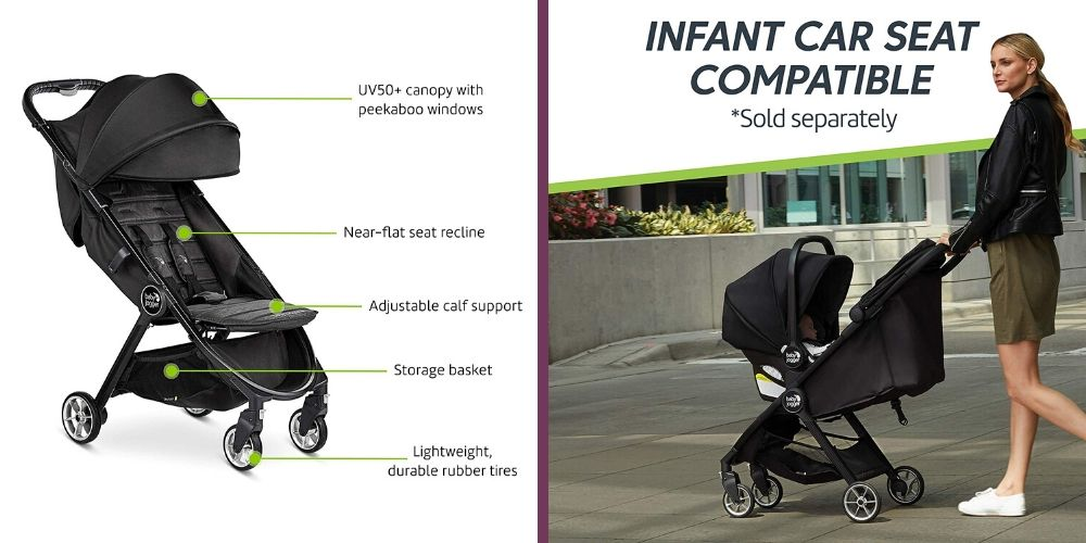 Baby Jogger City Tour 2 Stroller review