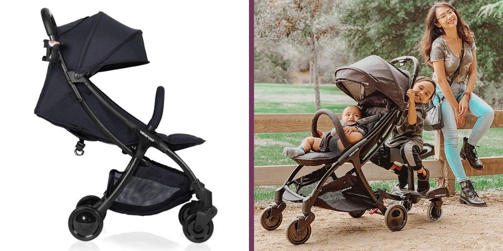 Beberoad R2 Quick Fold Ultra Compact Travel Stroller review