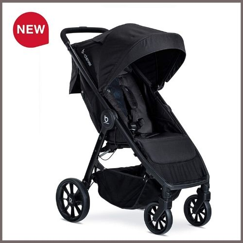 Britax B-Clever Stroller review 2020