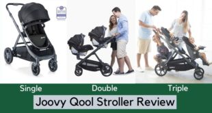 Joovy Qool Stroller Review
