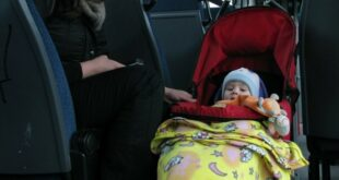 How to Use a Stroller for the Newborn